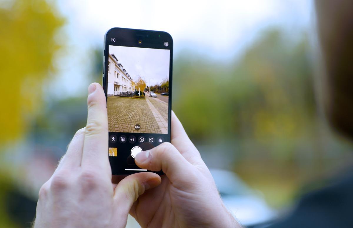Drie camera's in totaal en klaar voor de toekomst met 5G-internet