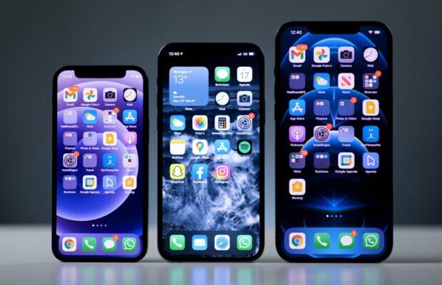 iPhone 12 schermprobleem