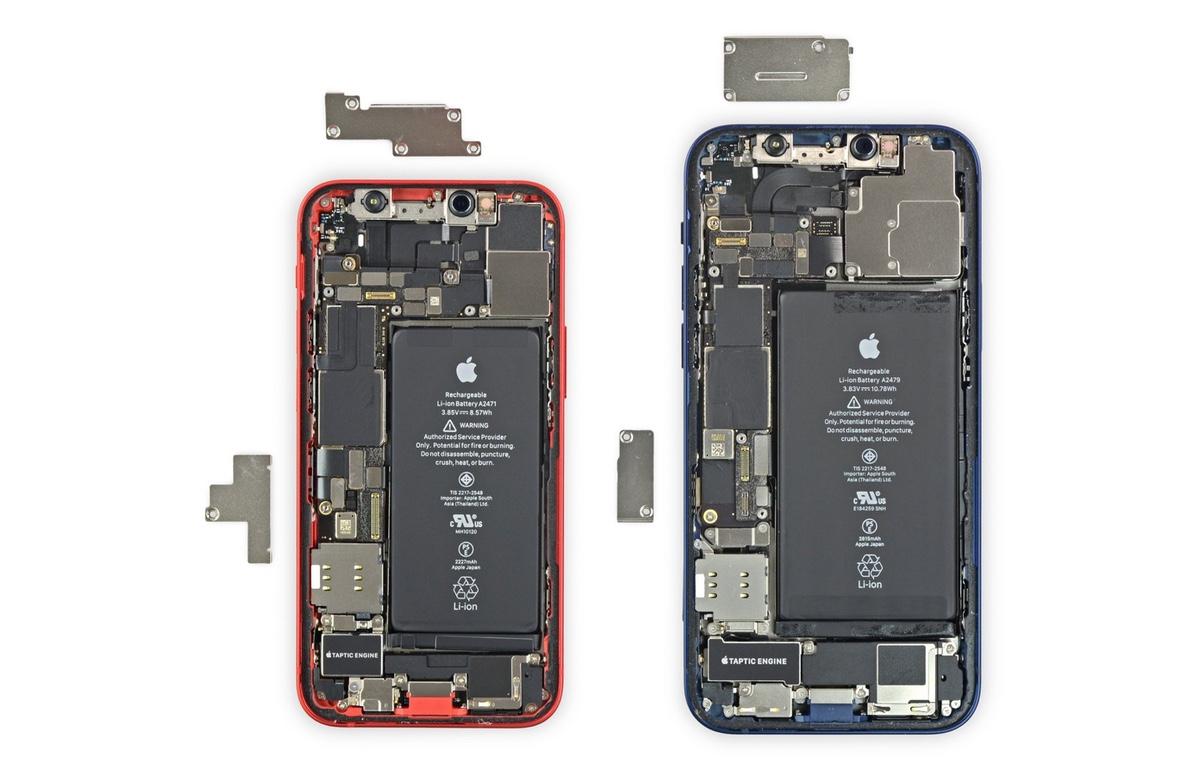 Apple maakt het makkelijker om iPhone 12 (mini) te laten repareren