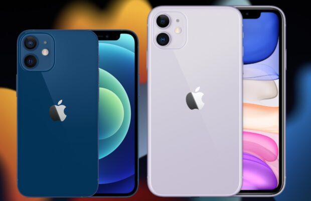 iphone 12 mini vs iphone 11