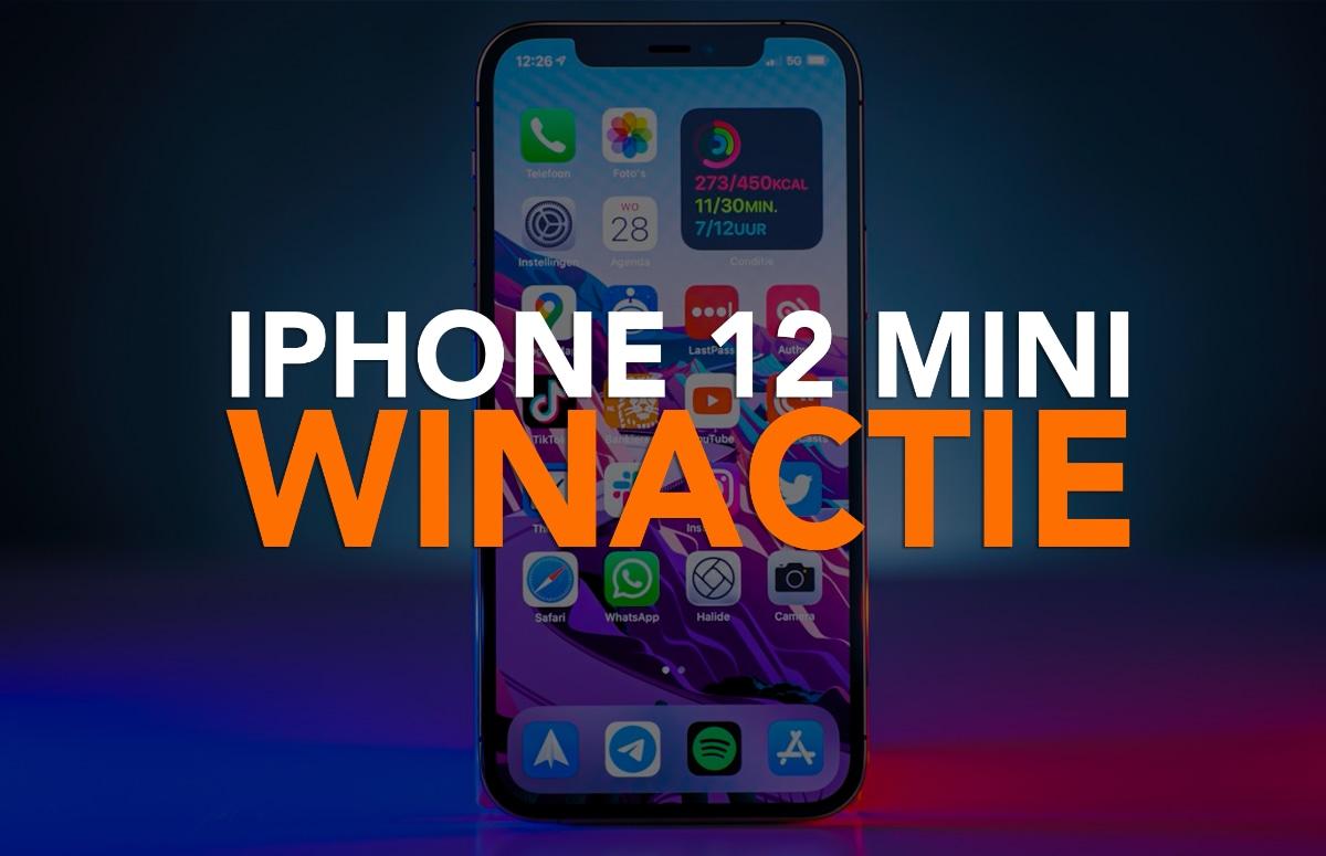 iPhone 12 mini winactie: de winnaar is bekend!