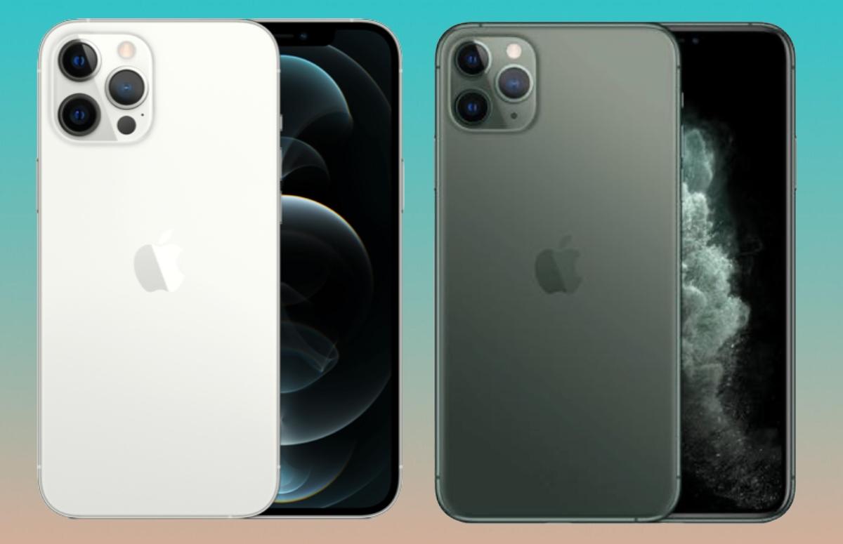 iPhone 12 Pro Max vs iPhone 11 Pro Max: dit zijn de belangrijkste verschillen