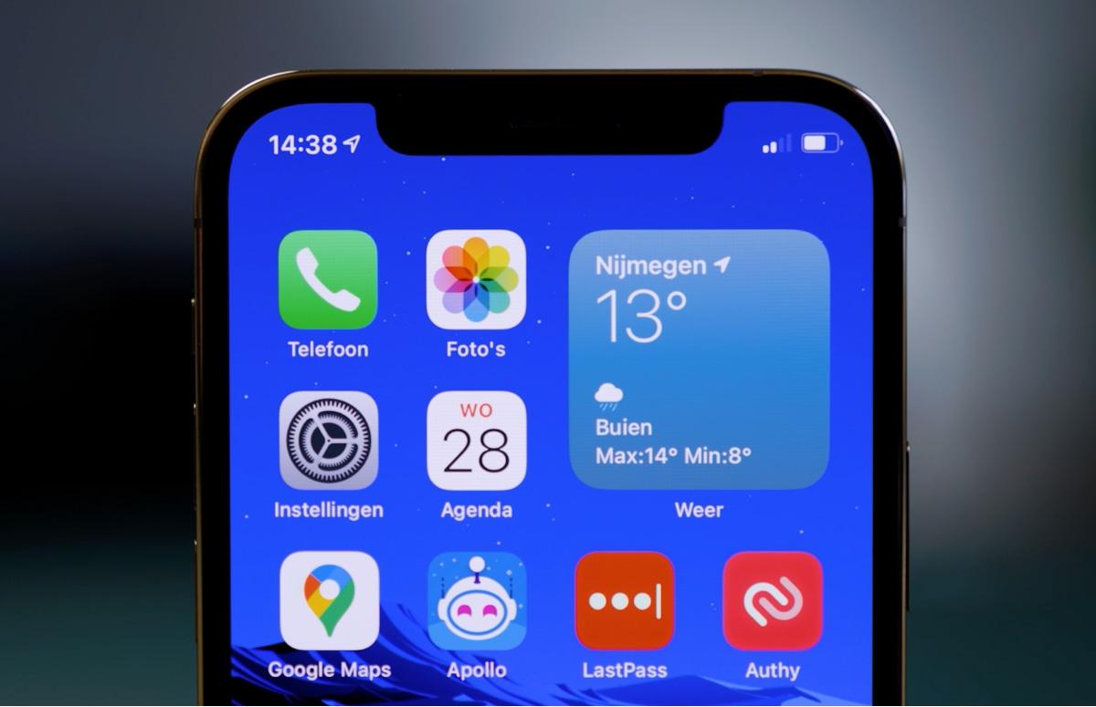 'iPhone 13-modem wordt uitkomst voor 5G in Nederland'