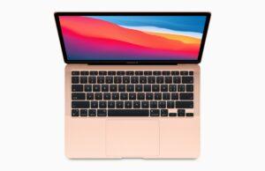 macbook air apple silicon officieel