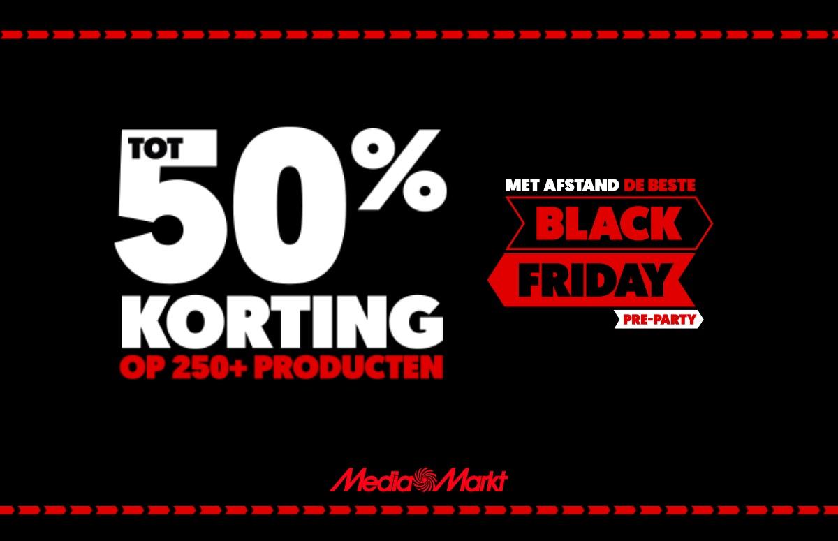 MediaMarkt Pre-Black Friday: scoor nu al de beste Apple-deals (ADV)
