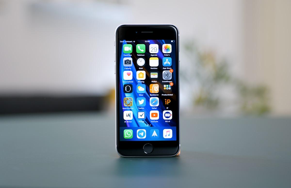 Gerucht: iPhone SE 3 wordt net zo krachtig als de iPhone 13