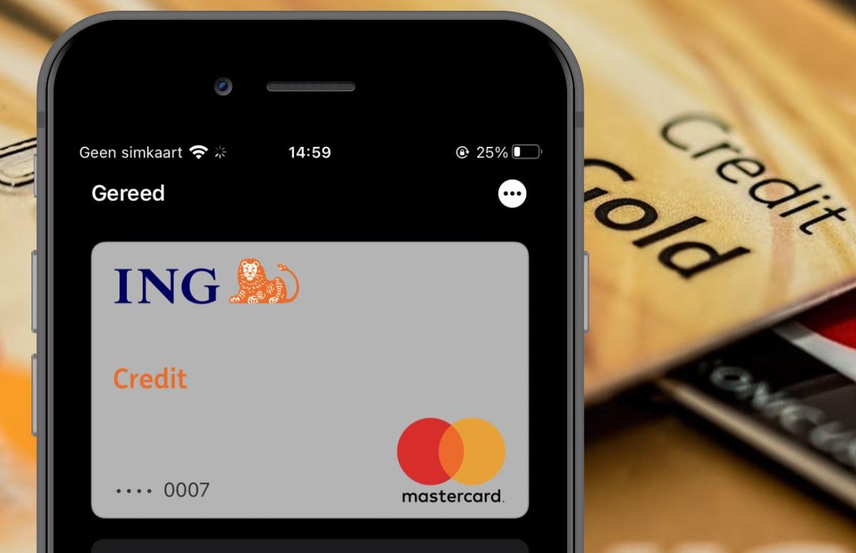Creditcard toevoegen aan Apple Pay: zo werkt het