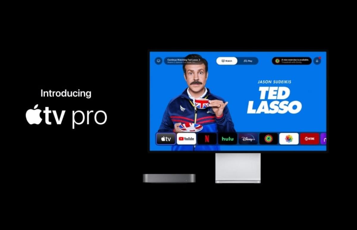 Concept: Zo kan de Apple TV Pro met nieuwe afstandsbediening eruitzien