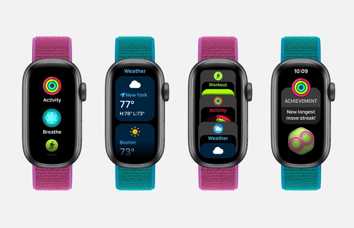 Concept: zo ziet een kruising tussen de Apple Watch en Fitbit eruit