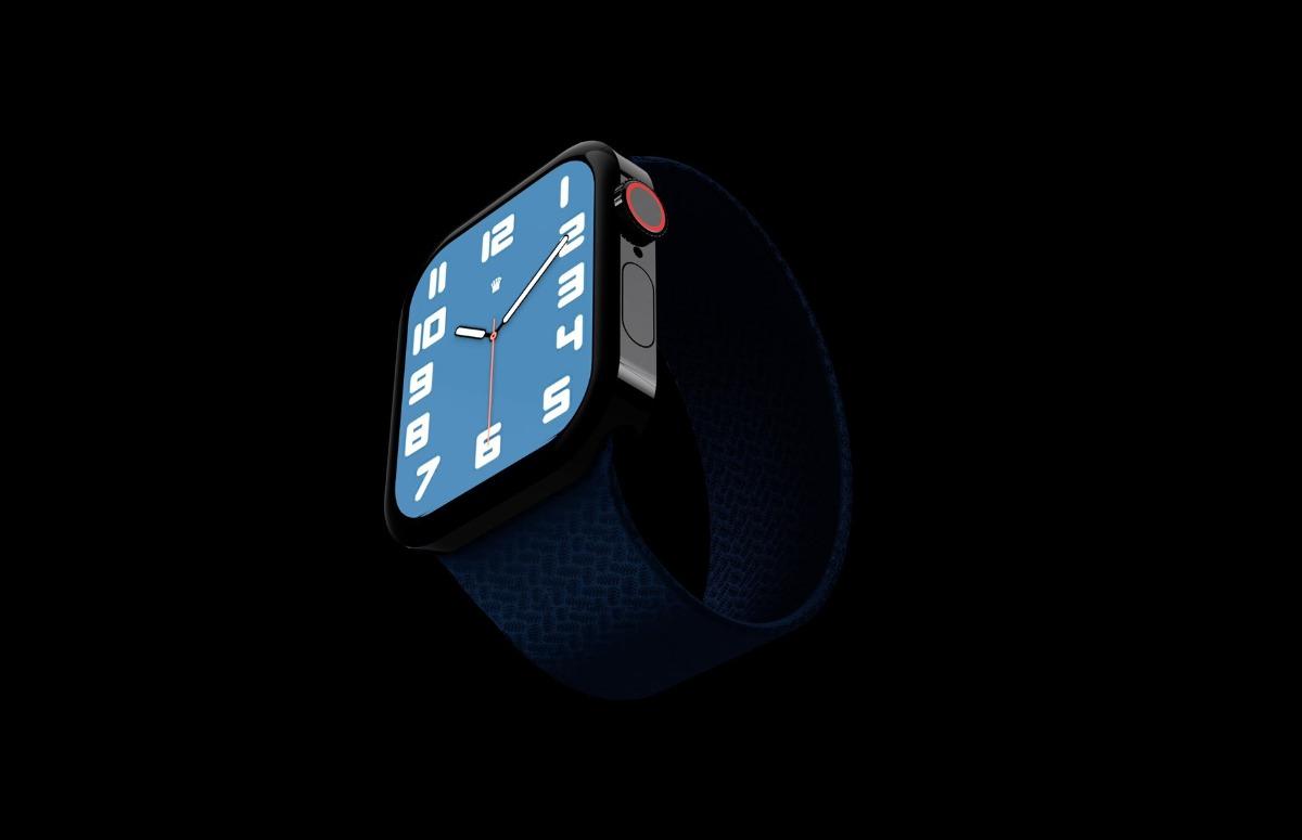 Concept: Hoe de Apple Watch een nieuw design kan krijgen