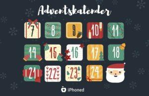 iPhoned adventskalender