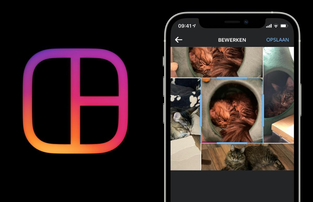 Een Instagram collage maken met je favoriete foto's van het jaar: zo doe je dat