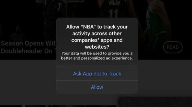 iOS 14 trackers blokkeren
