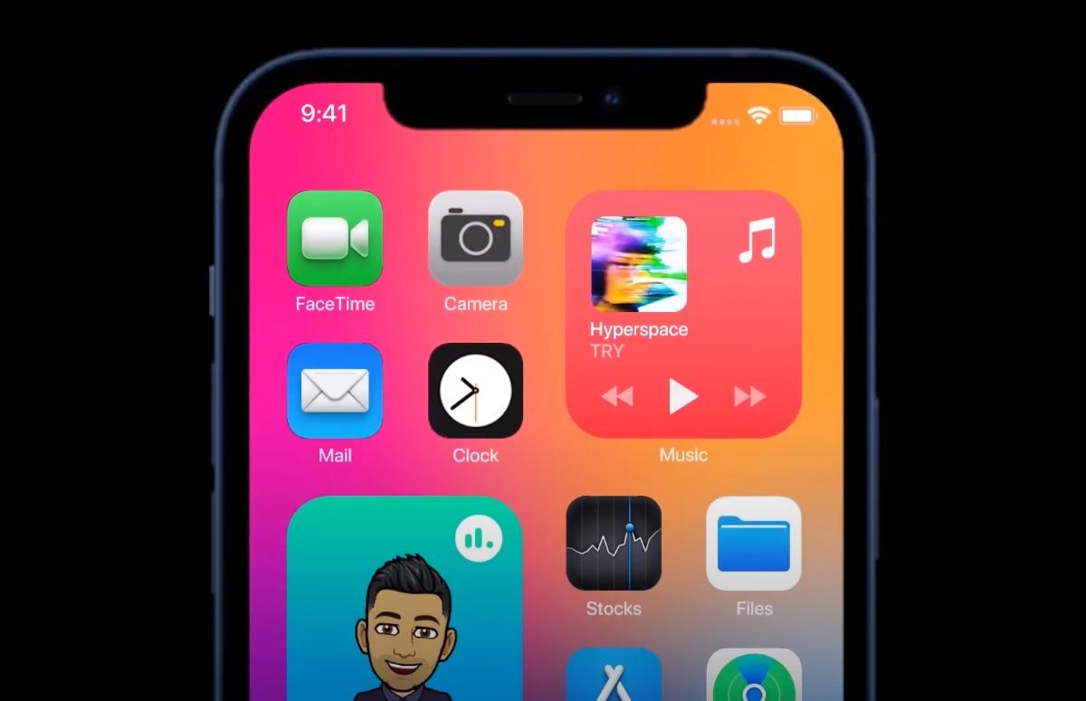Eerste iOS 15-concept laat zien hoe iPhone-widgets kunnen verbeteren