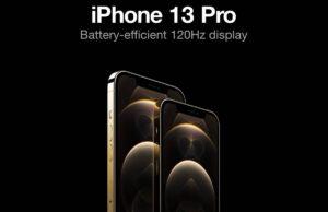 iphone 13 Alwasy on-display