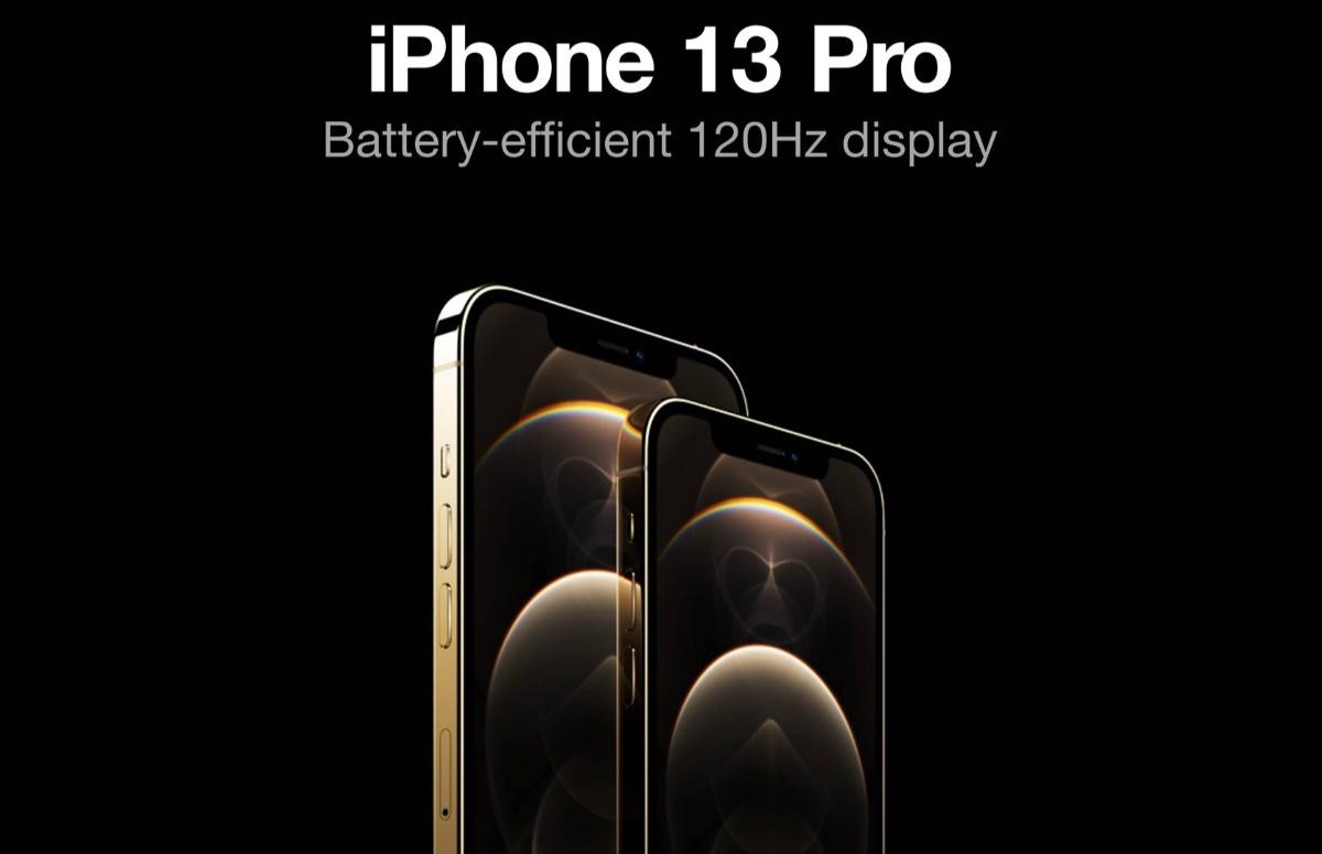 Gerucht: iPhone 13 krijgt energiezuiniger scherm dat altijd aanstaat