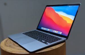 macbook air met m1-chip review