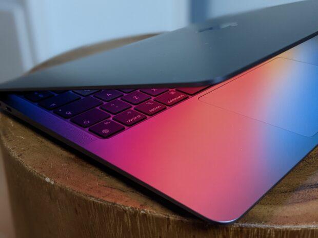 MacBook 2021 design