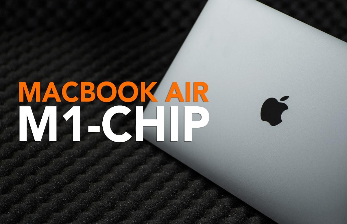 Video van de week: MacBook Air met M1-chip getest