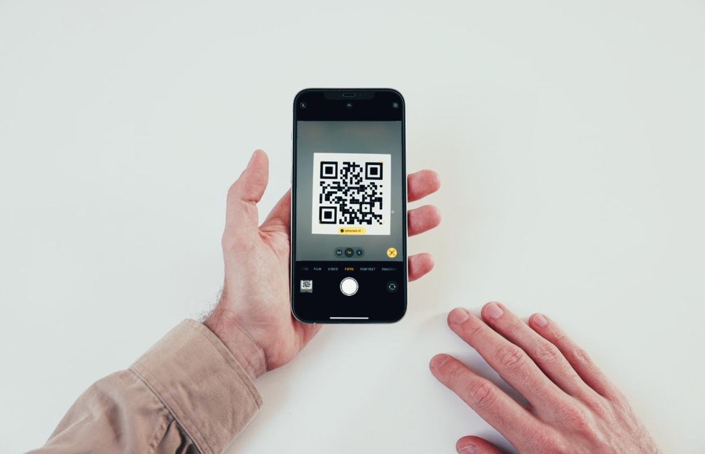 Zo scan je een QR-code met je iPhone (zonder aparte app)