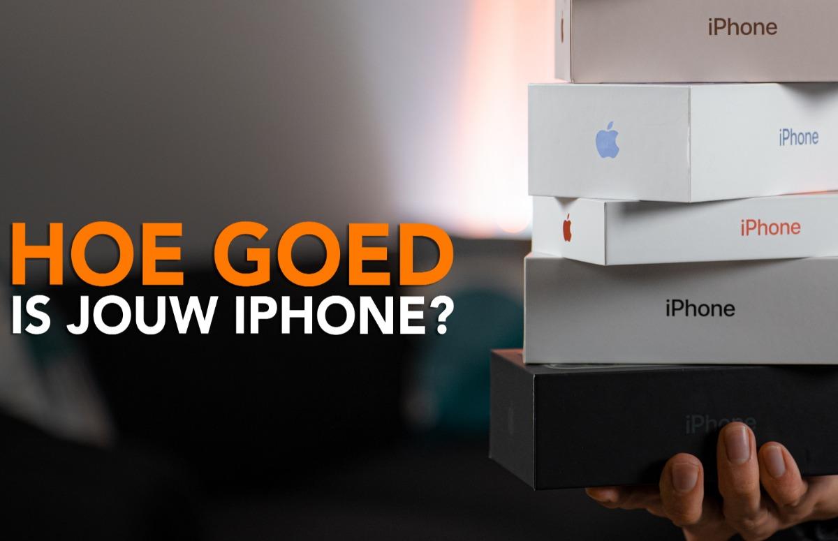 Video: Deze oudere iPhones zijn in 2021 (niet) het kopen waard