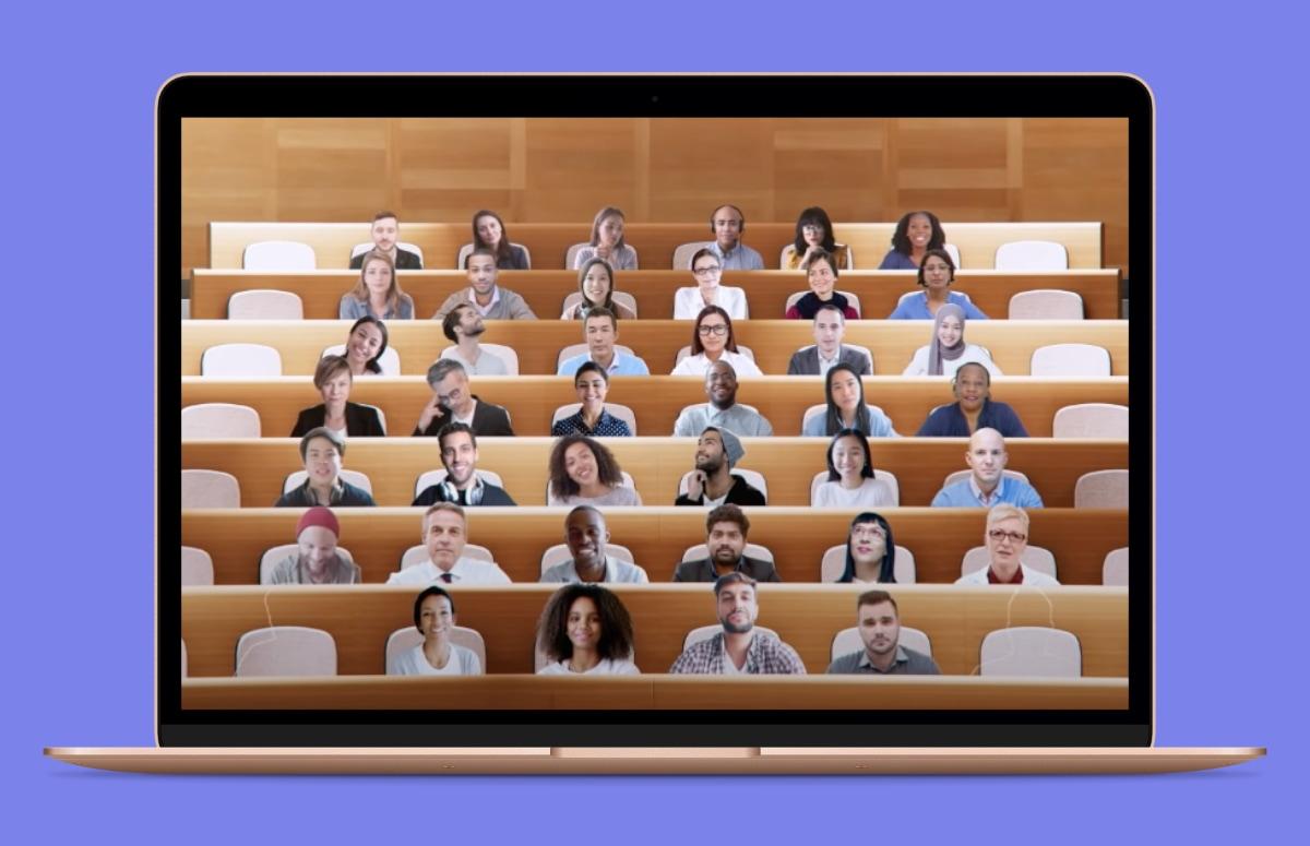 Microsoft Teams Together Mode: toch digitaal met elkaar in een klaslokaal