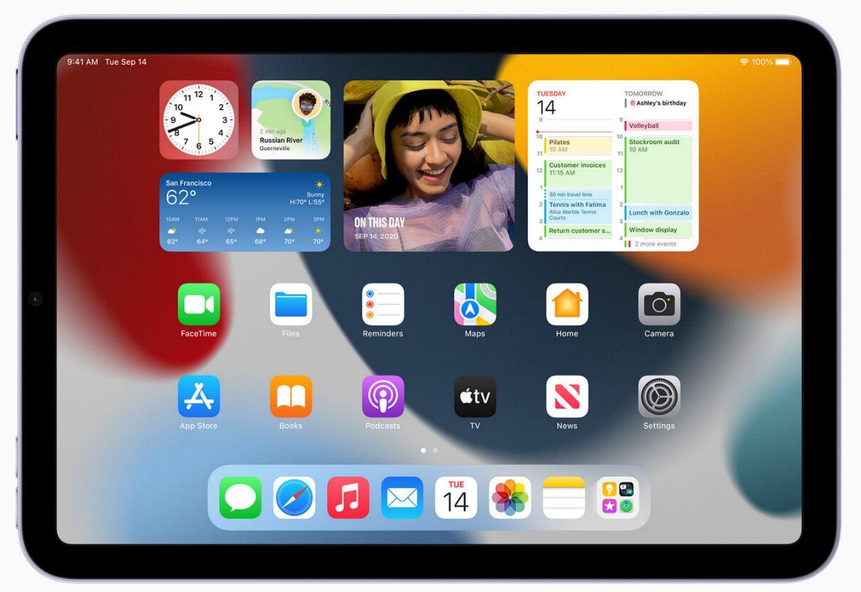 iPad mini 6 heeft last van verkleuring en vervorming op het scherm bij aanraking