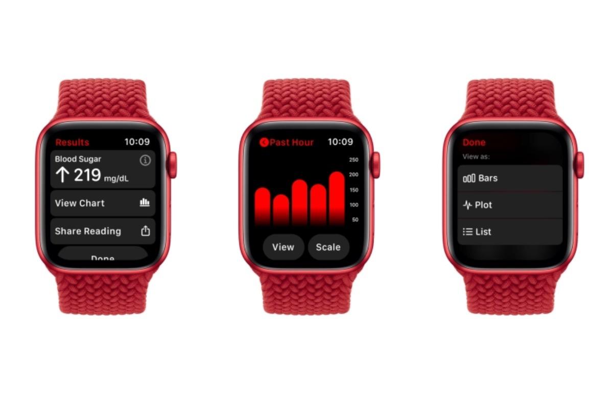 Apple Watch Series 7 óf 8 krijgt bloeddrukmeter en thermometer