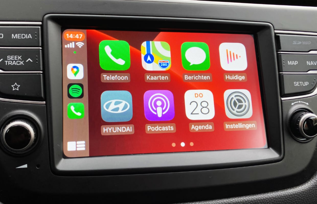 Review-update: CarPlay is in 2021 het beste van iOS voor in je auto