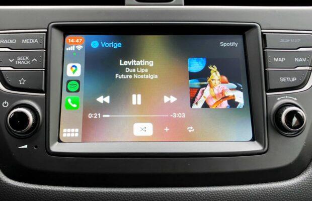 carplay review-update