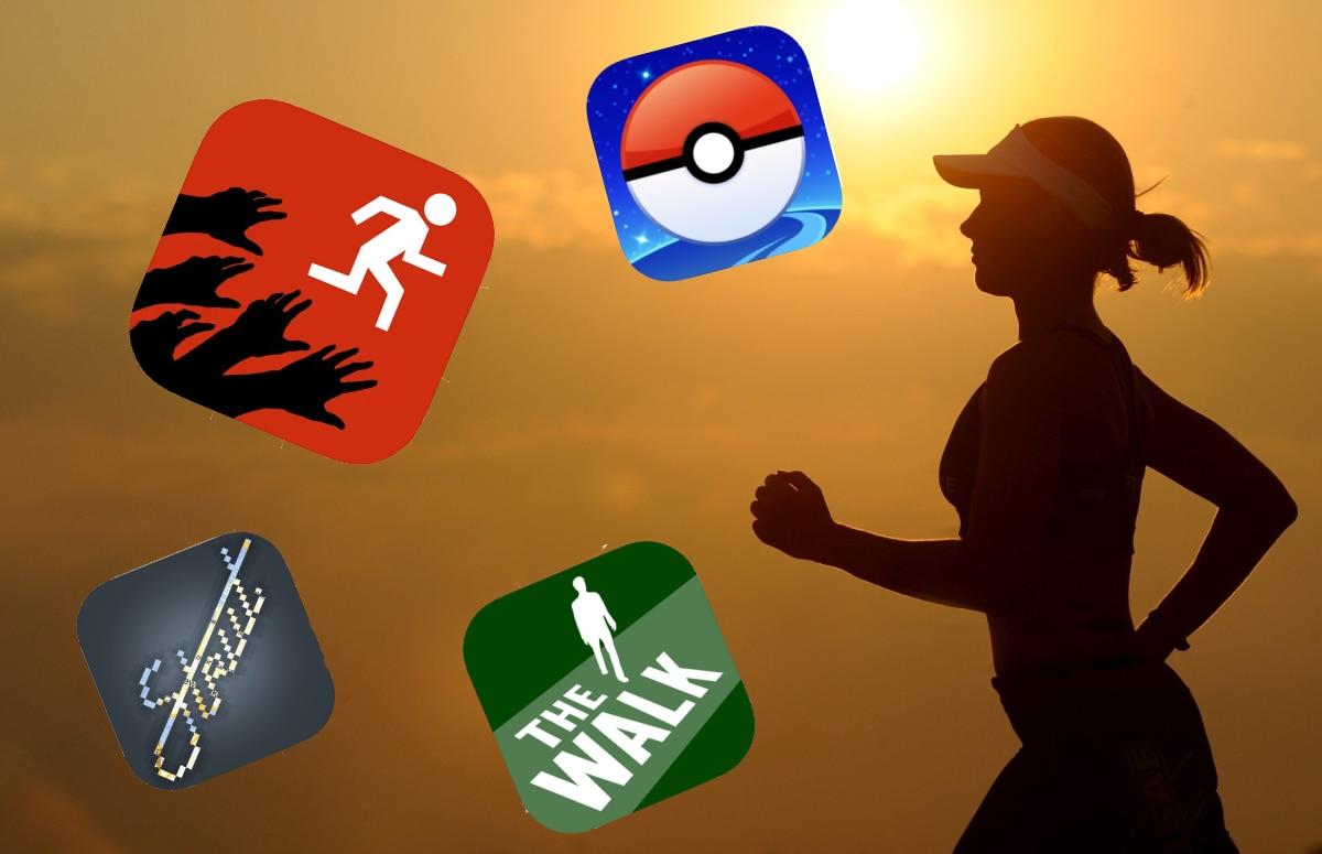 Gamen terwijl je sport: 8 iPhone-apps die actief bewegen leuk maken