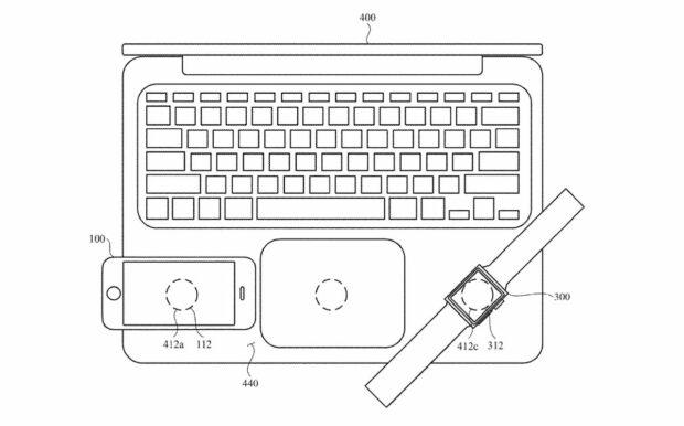 macbook draadloos laden