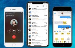 privacy van whatsapp signal en telegram uitgelicht