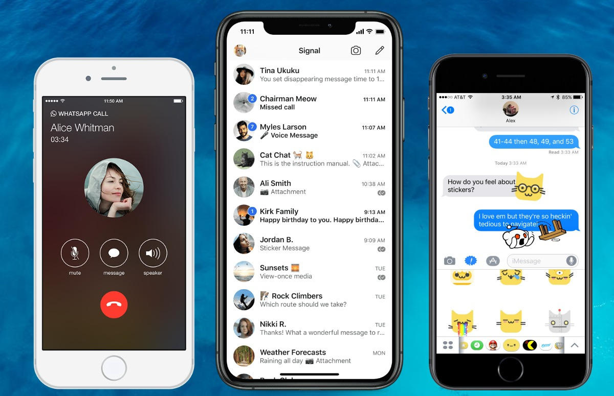 WhatsApp, Signal en Telegram: zo gaan populaire chat-apps met jouw privacy om
