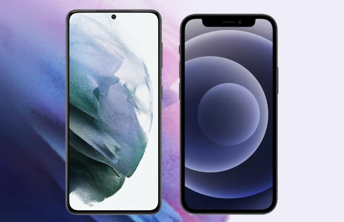 Samsung Galaxy S21 vs iPhone 12: camera, specs en meer vergeleken