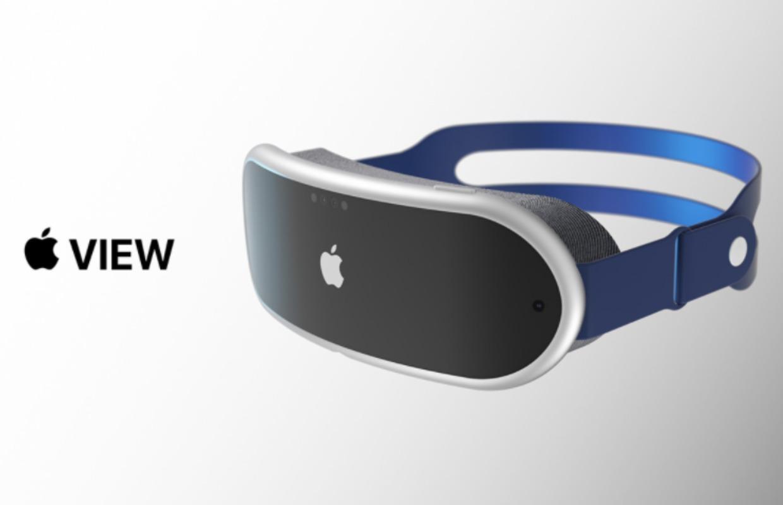 'Slimme Apple-bril wordt twee keer zo licht als concurrenten'