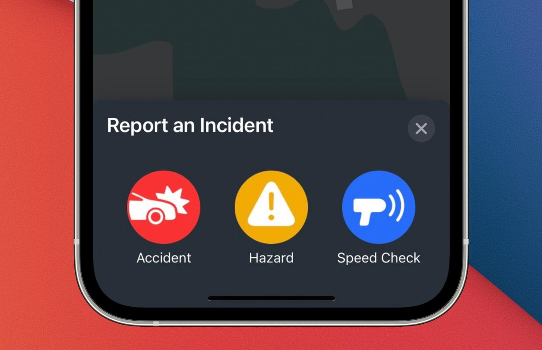 Apple Maps gaat waarschuwen voor obstakels en snelheidsmeters op je route