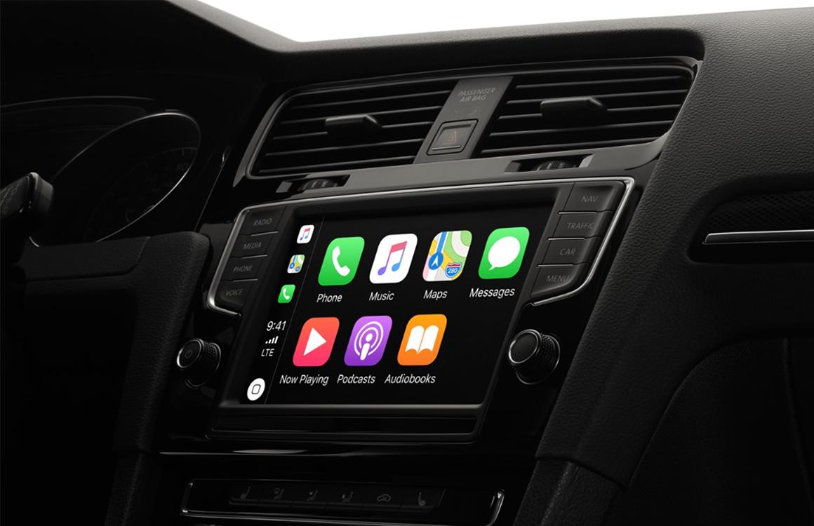 Vier betaalbare autoradio's die CarPlay in je auto toveren