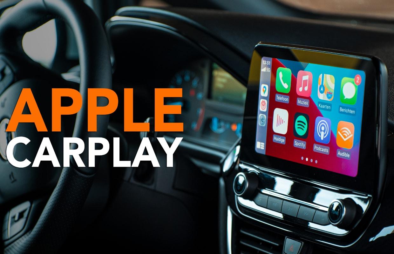 Apple CarPlay installeren en gebruiken in je auto: zo doe je dat