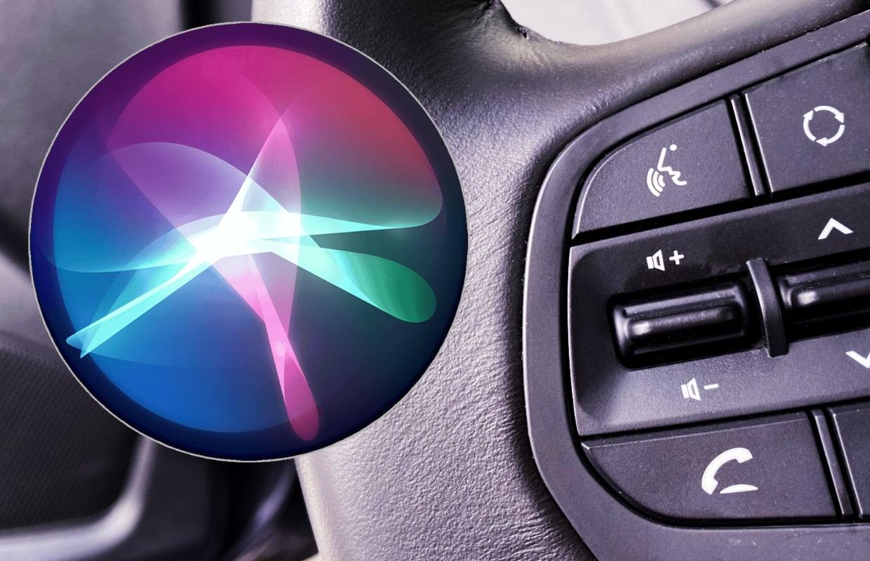 Waarom Siri zo'n essentieel onderdeel van CarPlay is