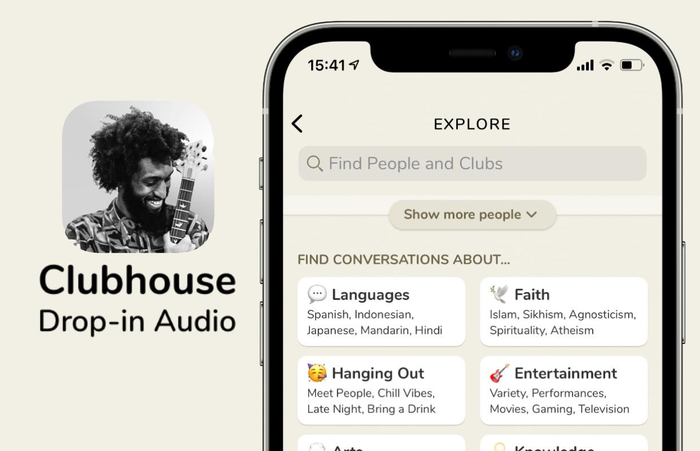 Clubhouse FAQ: 5 vragen beantwoord over het populaire nieuwe sociale netwerk