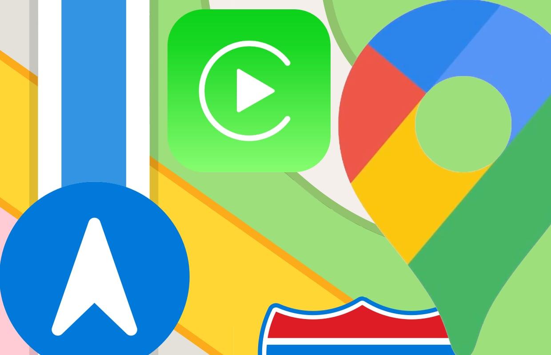 Vergelijking: Apple Maps vs Google Maps voor CarPlay