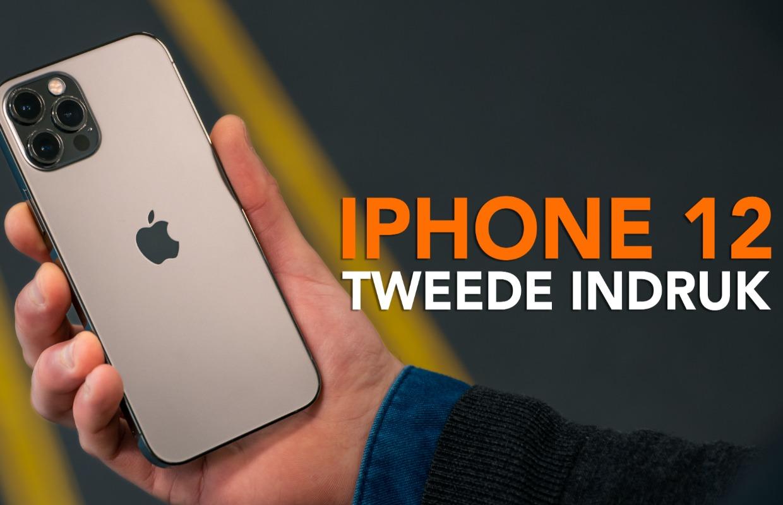 Video: tweede indruk van de iPhone 12-telefoons