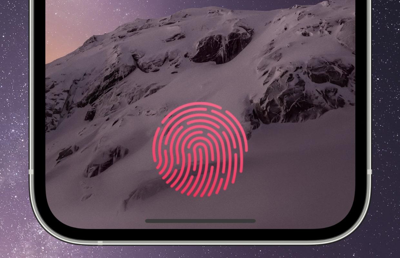 'iPhone 13 krijgt Touch ID in het scherm en Face ID'
