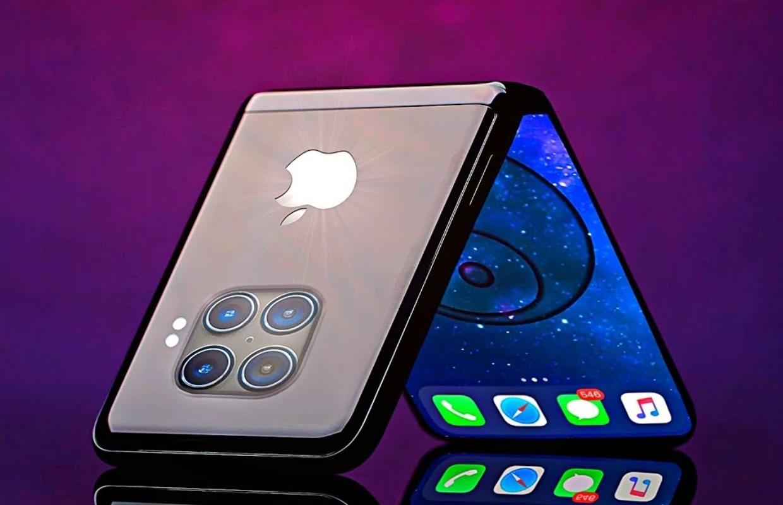 'Apple brengt opvouwbare iPhone in 2023 uit, krijgt 8 inch-scherm'