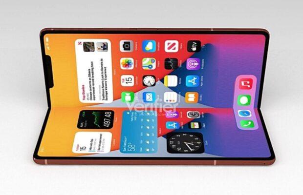 Wanneer opvouwbare iPhone