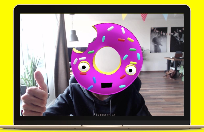 Snap Camera brengt Snapchat-filters naar Zoom, Teams, Google Meet en meer