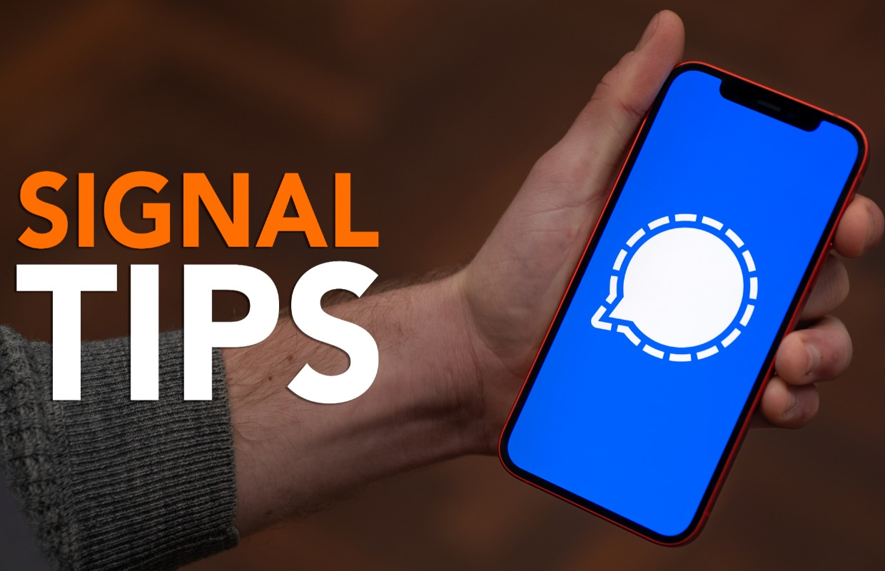 Video van de week: handige tips voor Signal