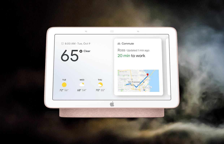 'Apple werkt aan nieuwe HomePod met scherm en camera'