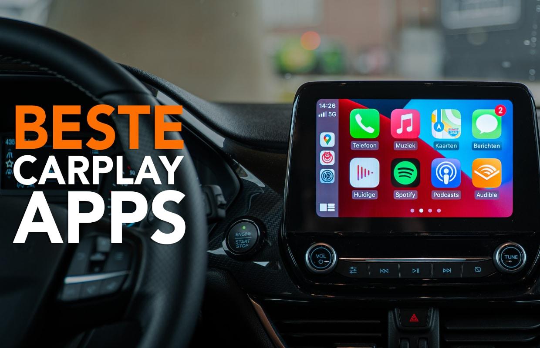 Video van de week: de 6 beste CarPlay-apps voor onderweg